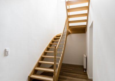 Wohnungstreppe (Muster)